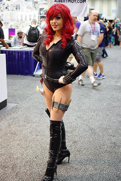 black cosplay 2