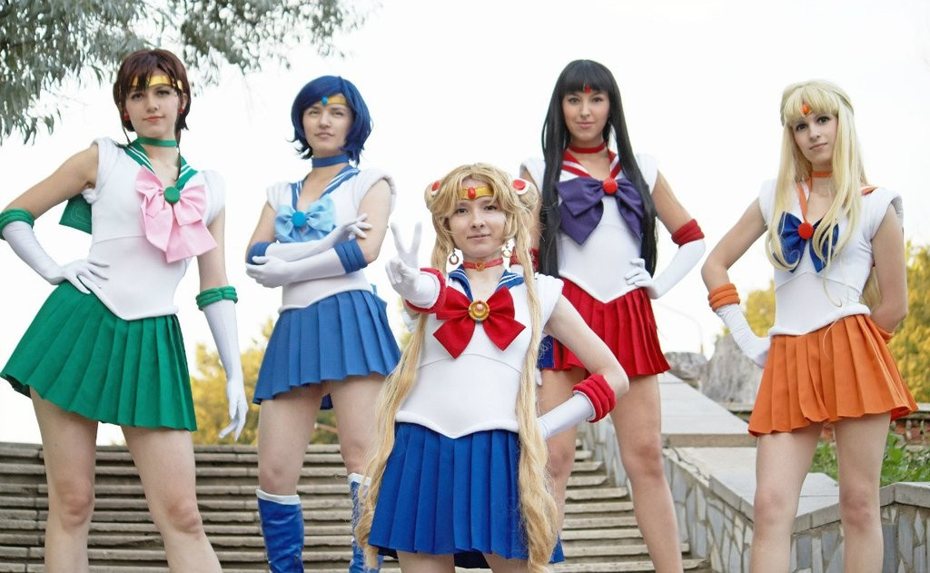 sailor-cosplay